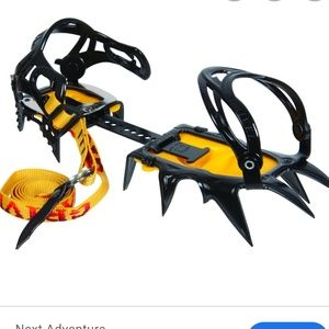Crampons ISO